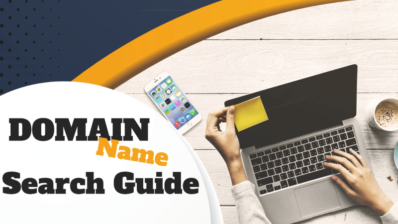 domain name search guide