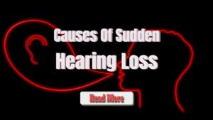 stress causes of sudden hearing loss